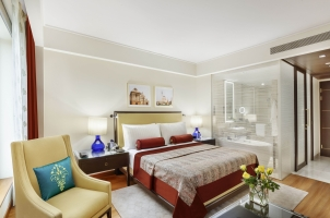 The Oberoi New Delhi - deluxe travel