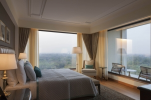 The Oberoi New Delhi - deluxe suite