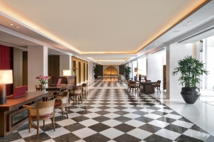 The Oberoi New Delhi - lobby