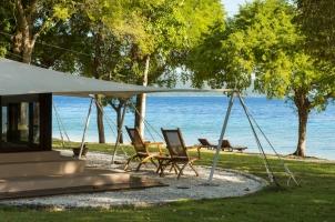 Amanwana - Ocean View Tent