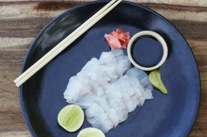 Amanwana - Ocean to plate food