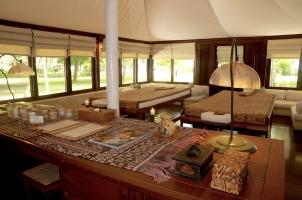 Amanwana - Amanwana Spa Interior
