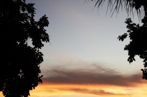Amanwana - Sunset