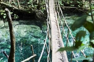 Amanwana - Waterfall Bridge