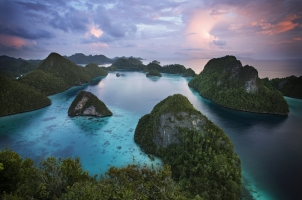 Indonesia Amanikan - Raja Ampat Exepedition