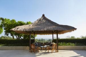 Amanjiwo - Borobudur garden Suite