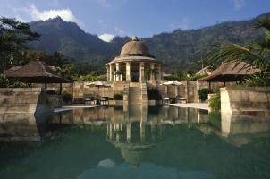 Amanjiwo - Dalem Jiwo Suite pool