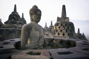 Amanjiwo - Open Buddha Borobudur