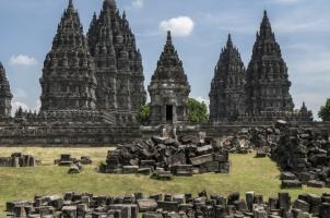 Amanjiwo - Prambanan Temple