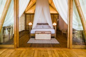 Bawah Reserve - Beach Suite Bedroom