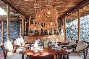 Bawah Reserve - Dining Pavilion