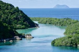 Bawah Reserve - West Lagoon
