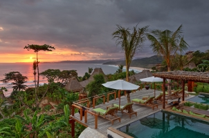 Nihi Sumba - Puncak Villa at Sunset