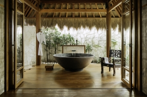 Nihi Sumba - Mendaka - bathroom