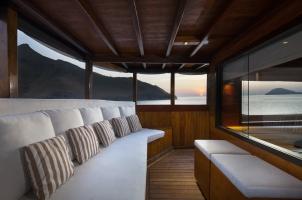 Samata Cruise - Master Suite Veranda