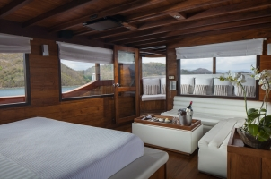 Samata Cruise - Master Suite View