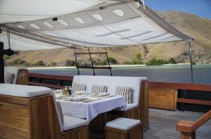 Samata Cruise - Dining