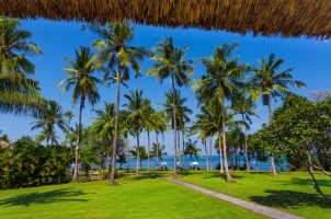 Indonesia The Oberoi Beach Resort Lombok