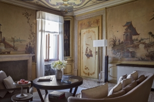 Aman Venice - Alcova Tiepolo Suite