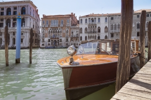 Aman Venice - canal boat