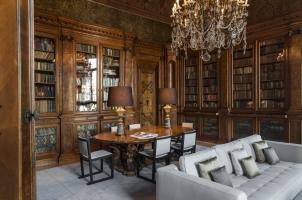 Aman Venice - Library
