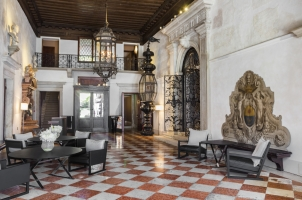 Aman Venice - Lobby