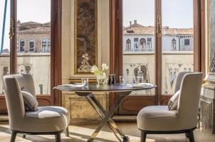Aman Venice - The Piano Nobile