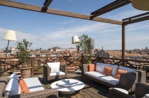 Aman Venice - Rooftop Terrace