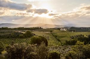 COMO Catello del Nero - Tuscan Landscape