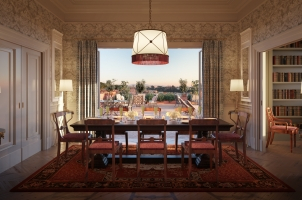 Hotel de la Ville - Presidential Suite