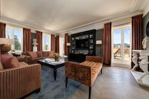 Hotel de la Ville - Roma Suite