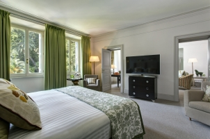 Hotel de Russie - Executive Suite