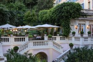 Hotel de Russie - Le Jardin