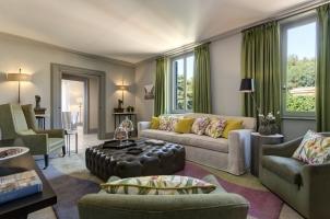 Hotel de Russie - Suite Living