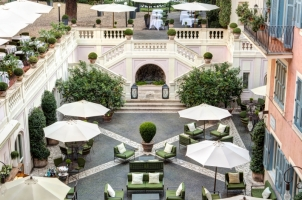Hotel de Russie - Secret Garden