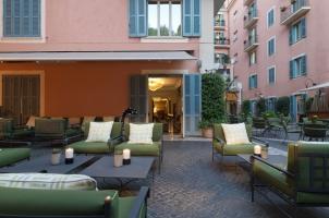 Hotel de Russie - Picasso Suite Dining