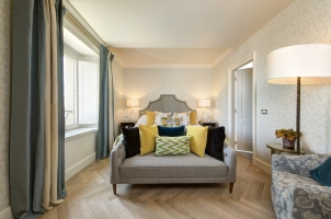 Hotel Savoy Florence - Panoramic Suite