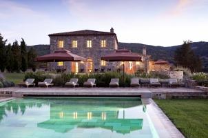 Rosewood Castiglion del Bosco - Villa SantAnna Pool
