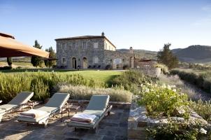 Rosewood Castiglion del Bosco - Villa SantAnna