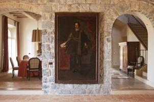 Rosewood Castiglion del Bosco - Villa SantAnna Entry
