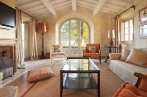 Rosewood Castiglion del Bosco - Villa Stabbi Living Area