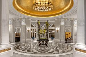 St. Regis Rome - Entrance Hotel