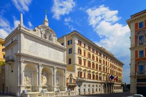 St. Regis Rome - Hotel Front