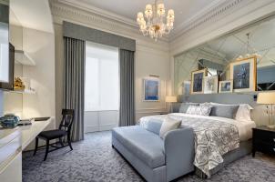 St. Regis Rome - Blue Room