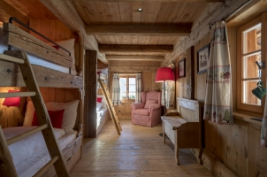 White Deer San Lorenzo Mountain Lodge - Bunkbeds