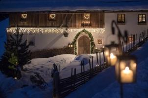 White Deer San Lorenzo Mountain Lodge - Christmas Time