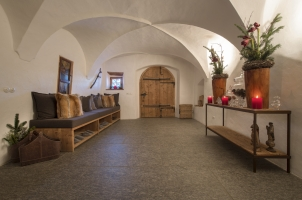 White Deer San Lorenzo Mountain Lodge - Entry
