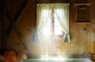 White Deer San Lorenzo Mountain Lodge - Indoor Whirlpool