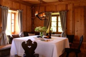 White Deer San Lorenzo Mountain Lodge - Stube
