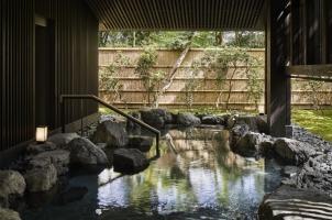 Aman Kyoto - Outdoor Onsen, Aman Spa
